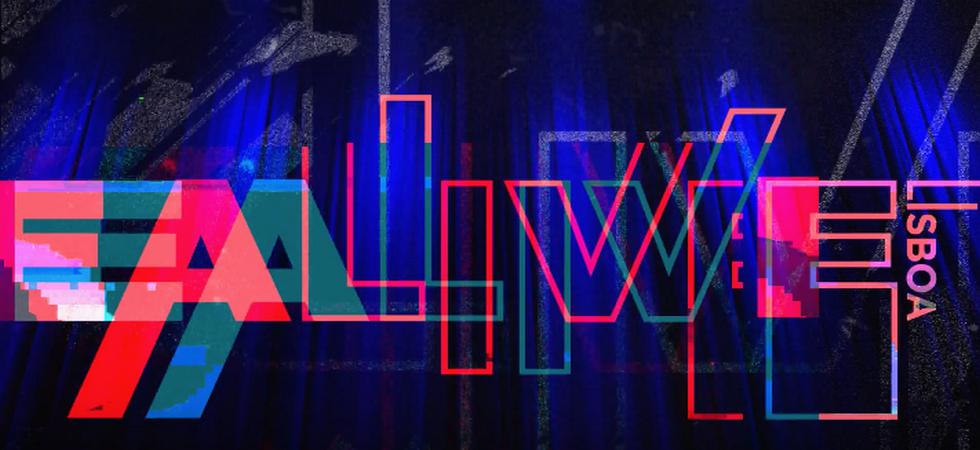 EA LIVE Lisboa 2019 - cover